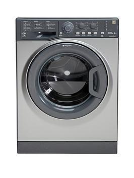 hotpoint-aquarius-wdal8640g-1400-spin-8kg-wash-6kg-dry-washer-dryer-graphite