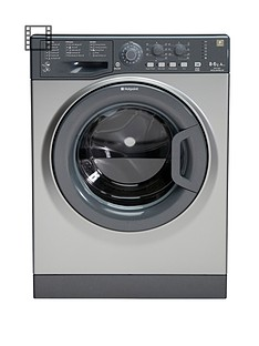 hotpoint-wdal8640g-1400-spin-86kg-load-washer-dryer-graphite