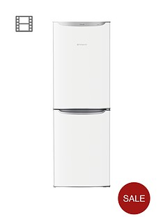 hotpoint-stf175wp-60cm-frost-free-fridge-freezer-white