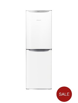 hotpoint-stf187wp-60cm-frost-free-fridge-freezer-white