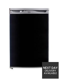swan-sr5151b-55cm-under-counter-larder-freezer-black-next-day-delivery
