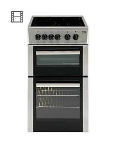 beko-bdc5422as-50cm-electric-cooker-with-connection-silver