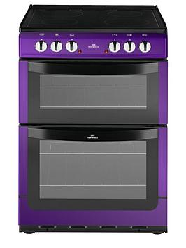 new-world-nw601edo-60cm-double-oven-electric-cooker-purple