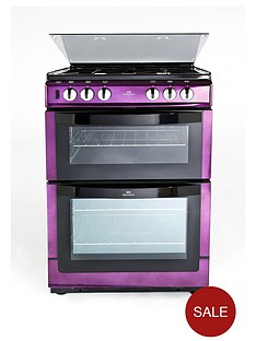 new-world-nw601gtcl-60cm-twin-cavity-gas-cooker-purple