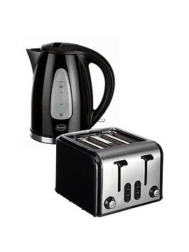 swan-sk13110bst70100b-fastboil-kettle-and-4-slice-toaster-pack-black
