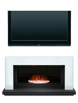 adam-fire-surrounds-carrera-white-electric-fireplace-suite