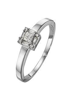 love-diamond-9-carat-white-gold-princess-cut-and-baguette-25pt-diamond-ring
