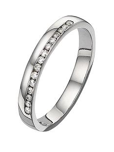 moissanite-9-carat-white-gold-15pt-equivalent-wedding-band-3mm-free-personalisation