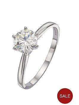 moissanite-18-carat-white-gold-50pt-equivalent-moissanite-solitaire-ring