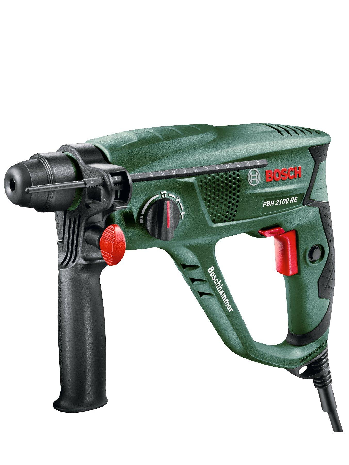 Bosch PBH 2100 RE 550-watt Rotary Hammer Drill