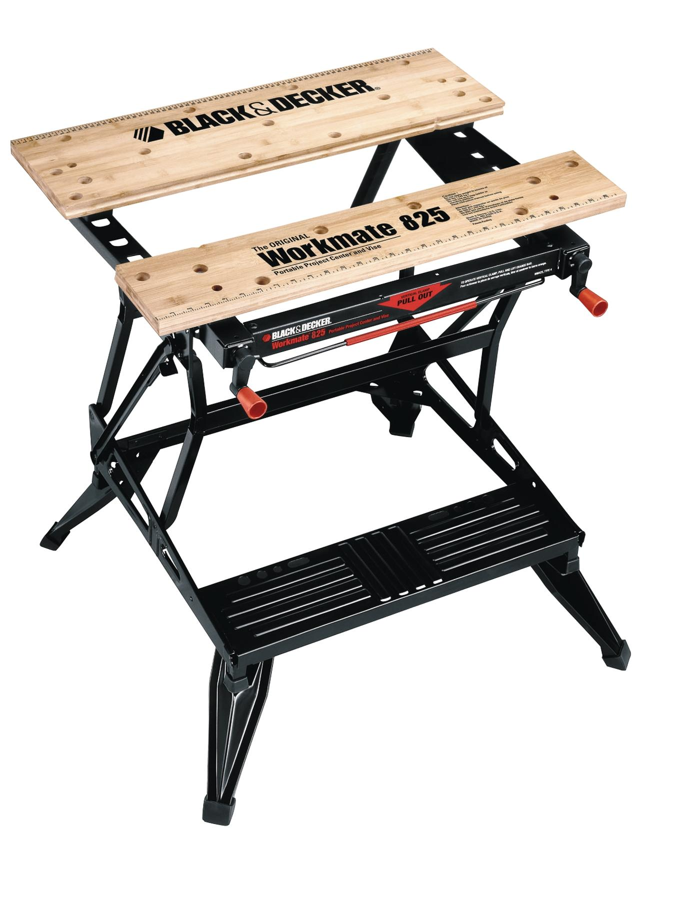 Black & Decker WM825 Workmate Work Bench