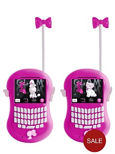 barbie-walkie-talkies
