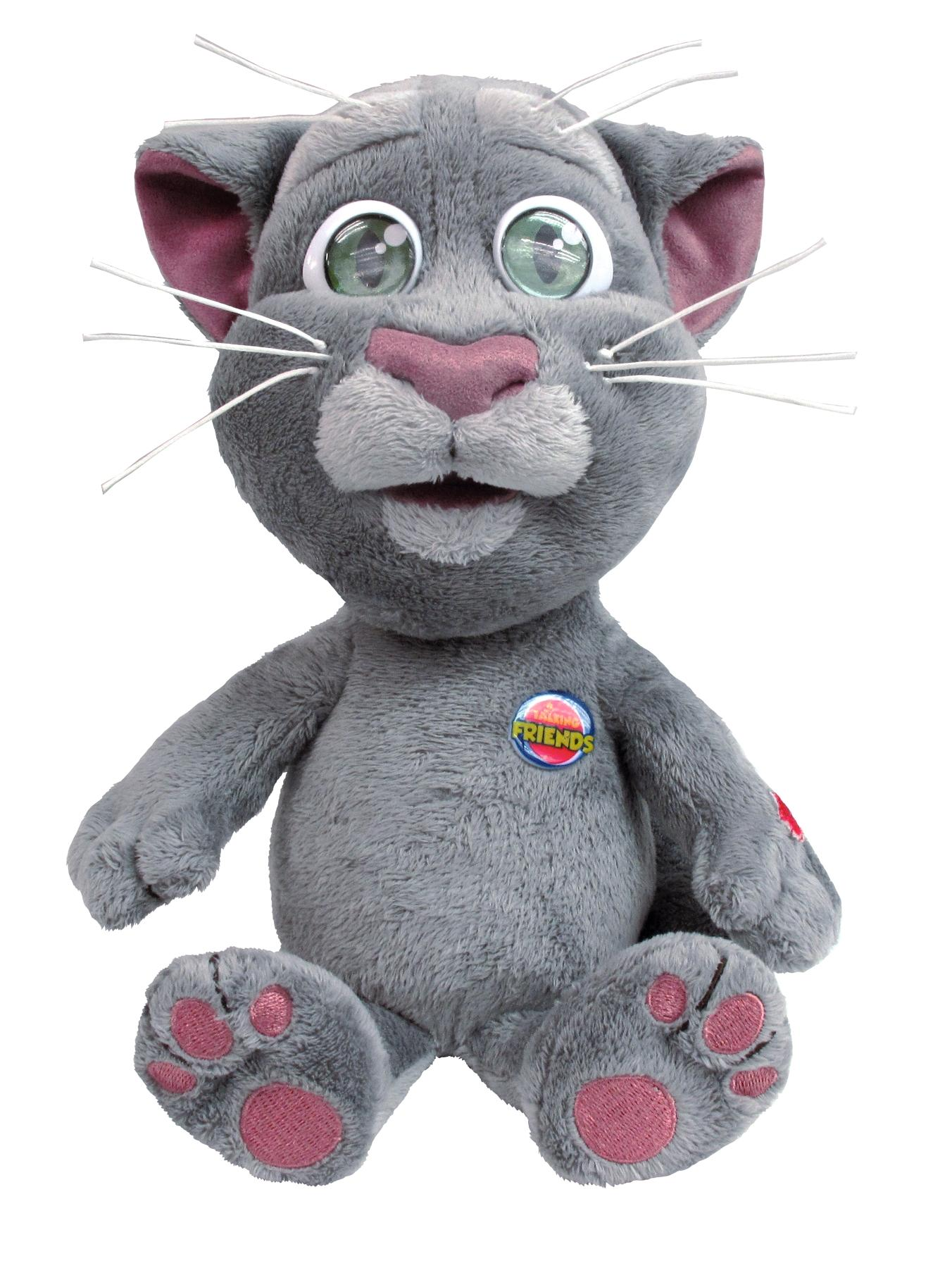 Chatimals Talking Tom Animation Toy