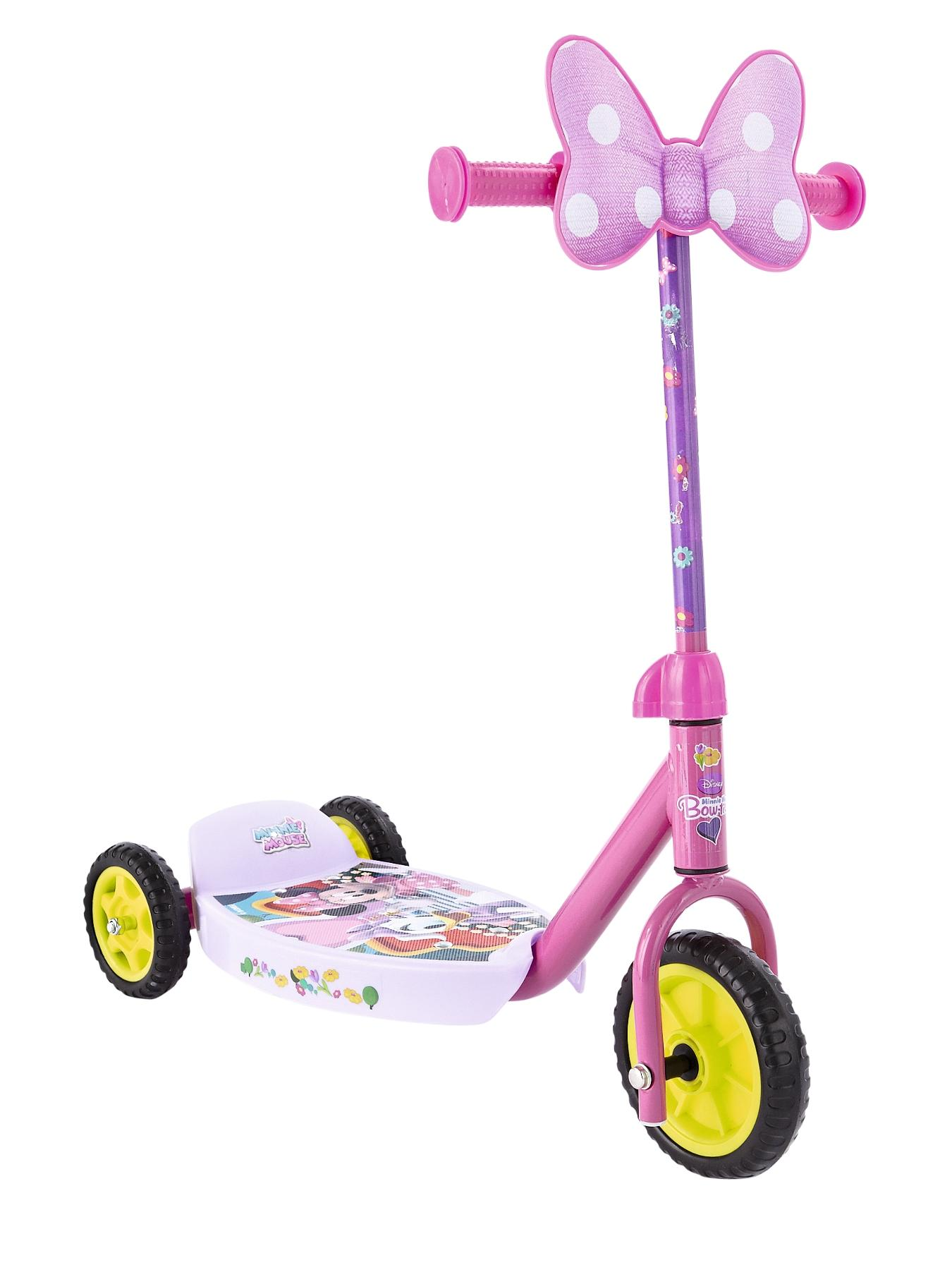 Minnie Mouse Bow-tique Wide Ride Scooter
