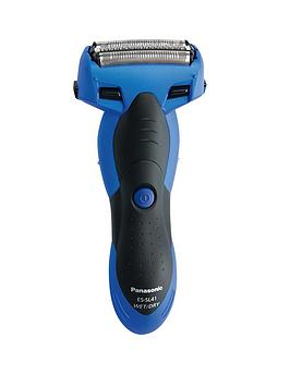 panasonic-es-sl41-a511-cordless-milano-3-blade-shaver-with-arc-foil-blue