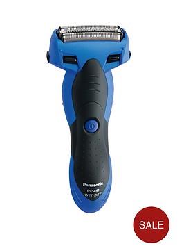 panasonic-es-sl41-a511-cordless-milano-3-blade-shaver-with-arc-foil-blue