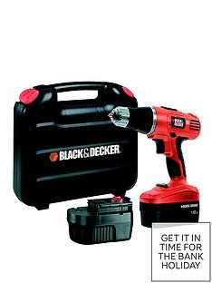 black-decker-epc188bk-gb-18v-combi-drilldriver-with-2-batteries-free-prize-draw-entry