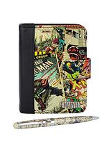 Retro Comic Organiser and Pen Set (2 Piece)