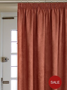 faux-suede-thermal-pencil-pleat-door-curtain