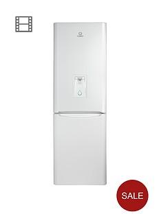 indesit-biaa13pfwd-60cm-fridge-freezer-with-water-dispenser-white