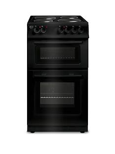 swan-sx2010b-50cm-twin-cavity-electric-cooker-black-next-day-delivery