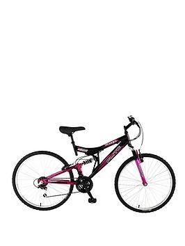 flite-taser-18-speed-dual-suspension-26-inch-ladies-bike