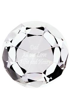 personalised-crystal-paperweight