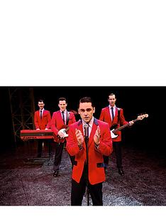 virgin-experience-days-jersey-boys-top-priced-theatre-tickets-and-dinner-for-two