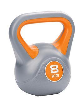 york-8kg-vinyl-kettlebell