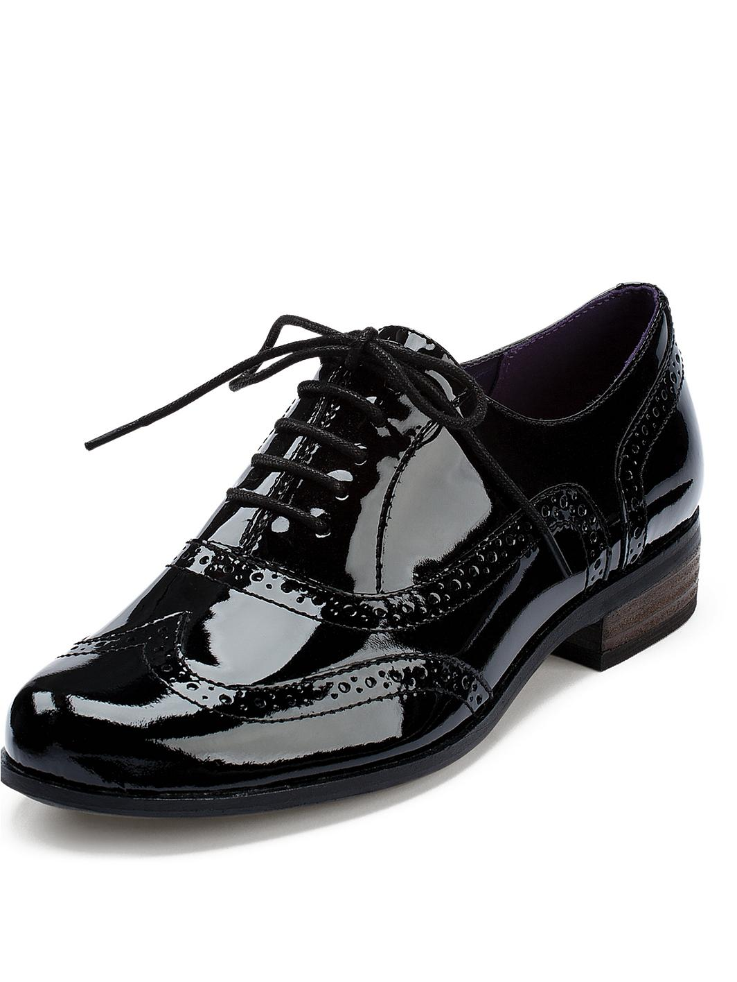 Go for preppy style in women's brogues & lace-ups | Free Delivery & Returns | From block heel brogues to lace-up loafers.