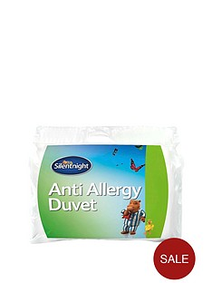 silentnight-75-tog-anti-allergy-duvet