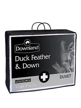Downland 13.5 Tog Any Tog One Price Duck Feather and Down Duvet