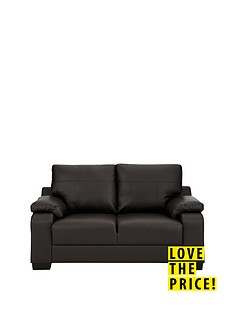 dino-2-seater-faux-leather-sofa