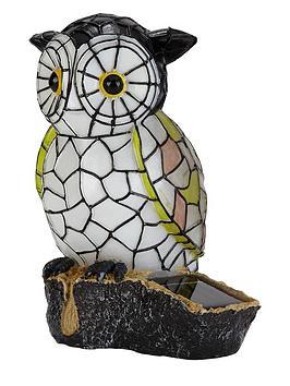 polyresin-solar-owl-light