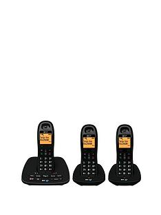 bt-1500-trio-cordless-telephone-with-answering-machine