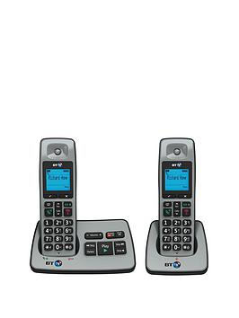 bt-2500-twin-cordless-telephone-with-answering-machine