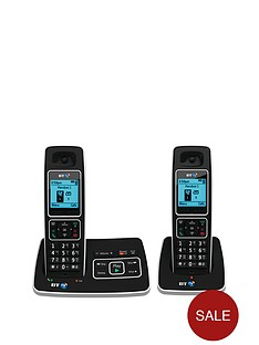 bt-6500-cordless-telephone-with-answering-machine-twin-pack