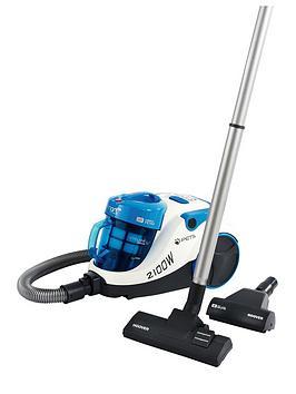 hoover-smart-pets-tsm2110-bagless-cylinder-vacuum-cleaner