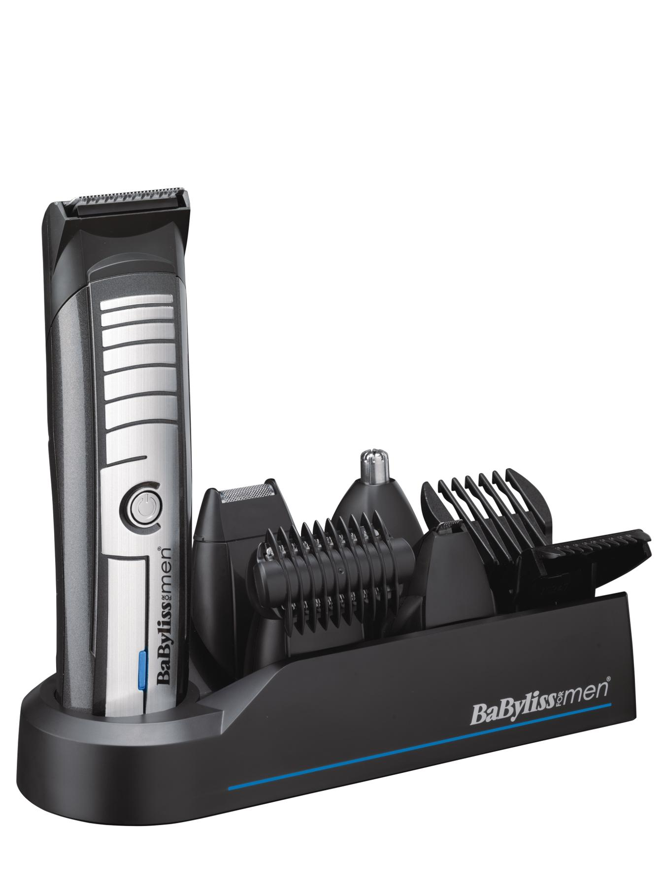 BaByliss For Men 7420U Super Groomer & FREE Lynx Gift Set*