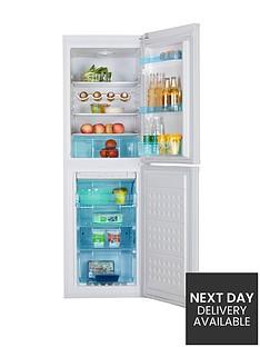 swan-sr5310w-55cm-frost-free-fridge-freezer-white-next-day-delivery