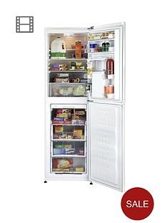 beko-cfd5834apw-55cm-frost-free-fridge-freezer-white