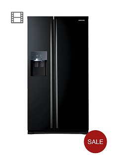 samsung-rs7567bhcbc-frost-free-american-style-fridge-freezer-with-twin-cooling-plustrade-system-black
