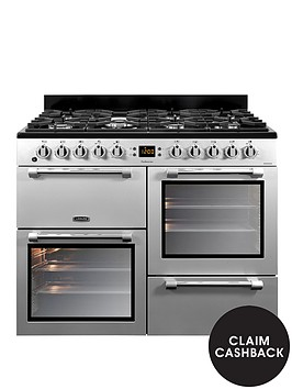 leisure-ck100f232s-100cm-cookmaster-dual-fuel-range-cooker-silver
