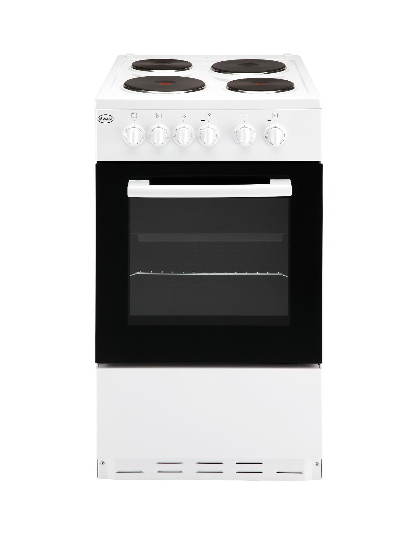 Swan Single Oven Electric Cooker