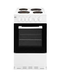 swan-sx1011w-50cm-single-oven-electric-cooker-white