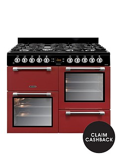 leisure-ck100f232r-100cm-dual-fuel-range-cooker-red
