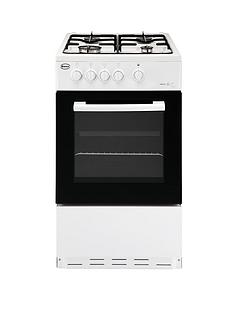 swan-sx1031w-50cm-single-oven-gas-cooker-white