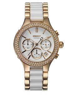 dkny-white-and-rose-gold-chrono-dial-ladies-watch