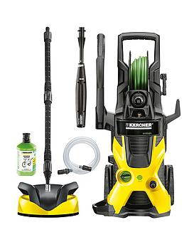 karcher-k5-eco-home-pressure-washer-with-t250-patio-cleaner
