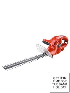 black-decker-gt4245-gb-420w-hedgetrimmer-45cm-blade-length-free-prize-draw-entry